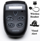Adaptiv TPX Radar Laser Detector 2.0 includes Visual Alert