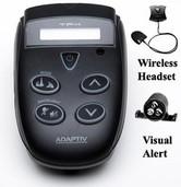 Adaptiv TPX Radar Laser Detector 2.0 includes Visual Alert