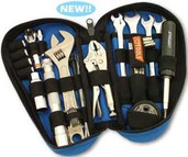 CruzTools Roadtech Teardrop HD Tool Kit