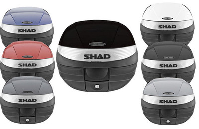 SH29 shad motorcycle top case luggage