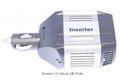 A210032 Power inverter 12v and 24v to 220v