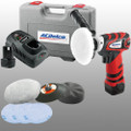 """ACDelco Professional Li-ion 12V 3"""" (75 mm) Mini Sander ARS1209AEUO kit and ARG1213H 10.8V Straight die grinder TOOL ONLY"""