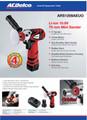 "ACDelco Professional Li-ion 12V 3"" (75 mm) Mini Sander ARS1209AEU"