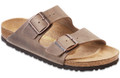 birkenstock arizona tobacco oiled leather