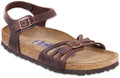 birkenstock bali habana oiled leather soft footbed