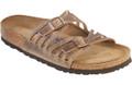 birkenstock granada tobacco oiled leather soft footbed