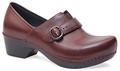 Dansko Tamara Cordovan Burnished Full Grain