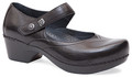 Dansko Tandy Black Burnished Full Grain