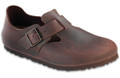 Birkenstock London Havana Oiled Leather