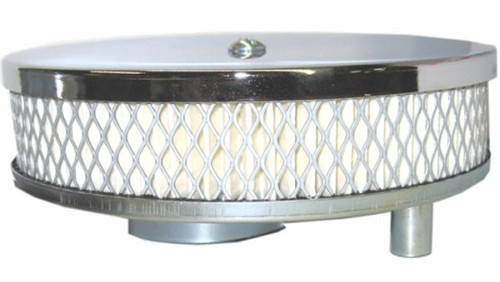 Low Profile Air Cleaner Assembly : Air cleaner assembly low profile vw chrome mg magic