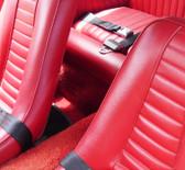 Seat Belt, Black (Each)