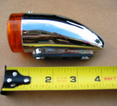 Parking Light/Turn Signal, Assembly, Complete, Lucas Style (Each)