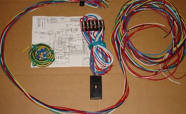 replacement parts for fiberfab mg td replica fiberfab ssk rh mgmagicclassicmotorparts com Ford Wiring Harness Kits Ford Wiring Harness Kits