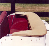 Convertible Top,  Boot Cover, MG Replica