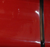 Running Board, MG Replica, Fender Rubber Trim Pad (Pair)