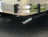 Bumper, Rear, Gazelle / SSK (Flat Two Bar) Each