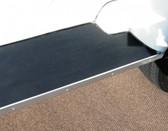 Running Board, Gazelle/SSK,  Rubber Matting (Black) Pair