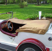 Convertible Top Tonneau Cover, Gazelle / SSK