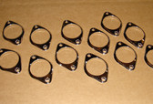 Exhaust, Stack Flange Set, 12pc Flanges Only  (Gazelle / SSK)