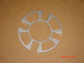 Wheel, Covers, MG Replica, Spacers (Pair)
