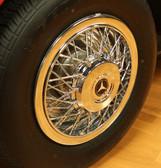 Wheel, Covers, Gazelle / SSK (Chrome) Spoke ABS (Each)