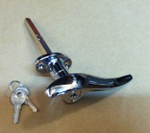 Door, Roadster, Outside Handle (Each) Locking w/Keys