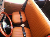 "Upholstery, MG Replica (All Vinyl) ""Tan"" Complete Set of Vinyl Only!"