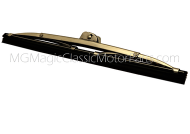 """8 inch windshield wiper blade for Gazelle 1929 Mercedes Replica and MG TD Replica 8"""" stainless steel wiper blade for Replica and Kit Car applications."""