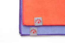 Yoga Mat Towel - Orange