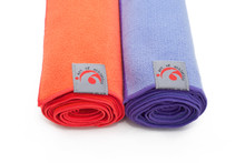 Yoga Mat Towel - Light Purple