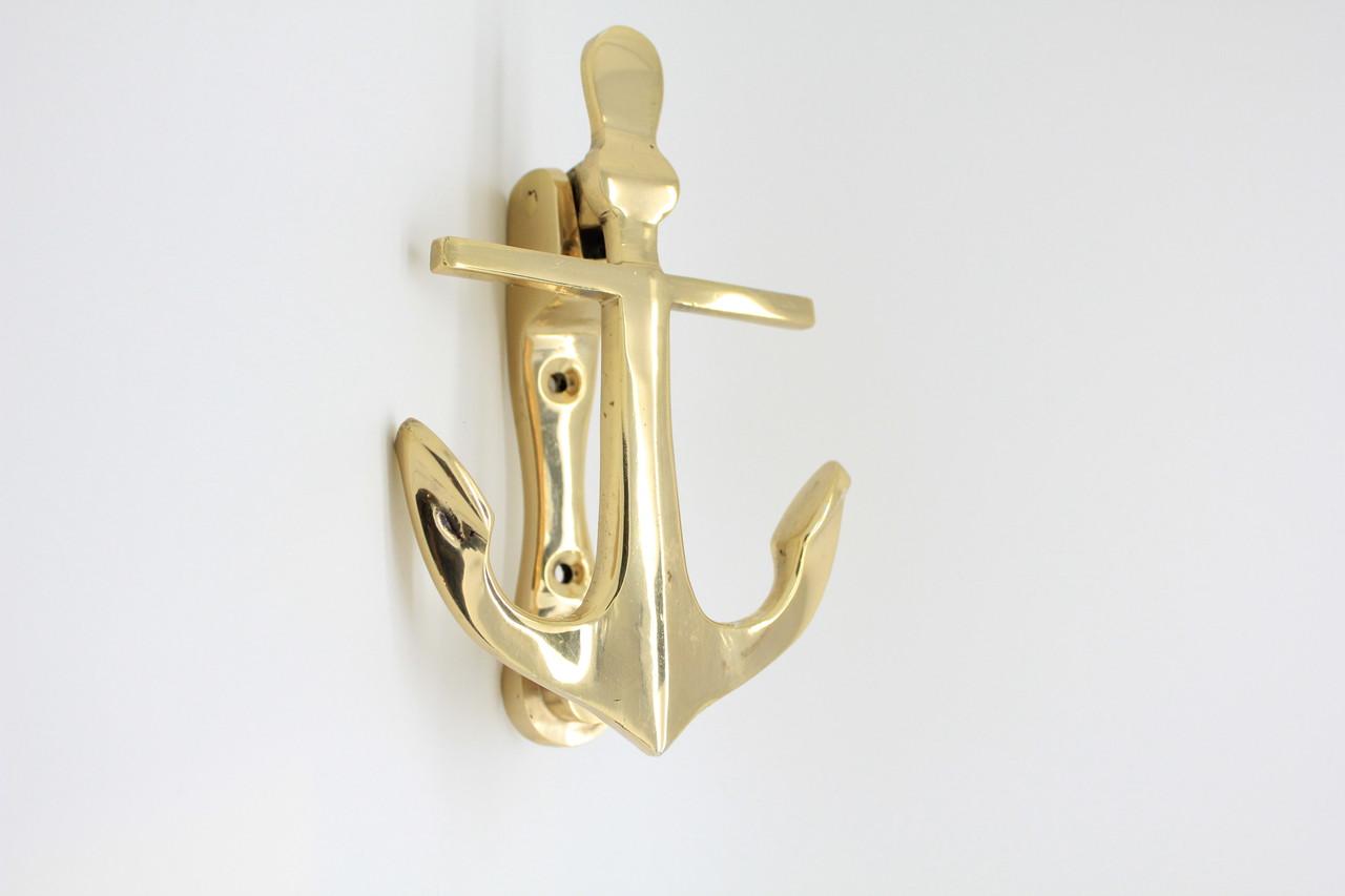 & Anchor Door Knocker Pezcame.Com