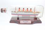 Ship In A Bottle- Titanic