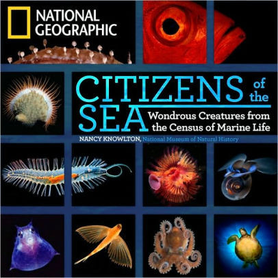 7733 NATGEO CITIZENS OF SEA JC
