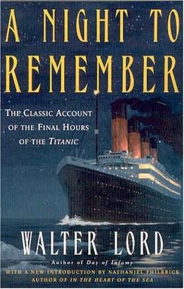 7734 NIGHT TO REMEMBER TITANIC