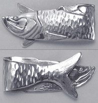 Tarpon Money Clip in Sterling