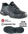 Steel Toe, Conductive Athletic ESD Oxford - Women''s