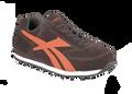 ESD, Men's Brown & Orange Retro Jogger, Steel Toe
