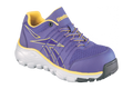 ESD, Purple & Yellow Seamless Athletic Oxford, Comp