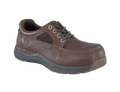 ESD, Men's BROWN BOAT SHOE, COMP TOE