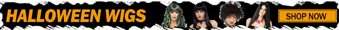 HALLOWEEN WIGS - PURCHASE NOW