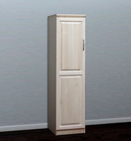 Raised Panel Closet, w/ 1 Door (Opens Right To Left)