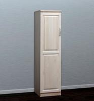Raised Panel Closet, w/ 1 Door (Opens Right To Left)