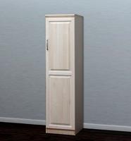 Raised Panel Closet, w/ 1 Door (Opens Left to Right)