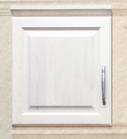 Raised Panel Storage Top w/  1 Door (Opens Left To Right)