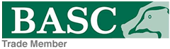We're proud to support BASC