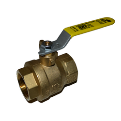 Full Port Brass Threaded Ball Valve