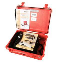 Elofit LIGHT Electrofusion Processor 6 INCH WELDING CAPACITY HEAVY DUTY CASE