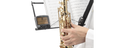 Korg WR01S Wi-Tune Wireless Tuning System for Sax and Clarinet