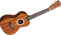 LAG U44C 44 Series Concert Ukulele - Natural Satin Finish