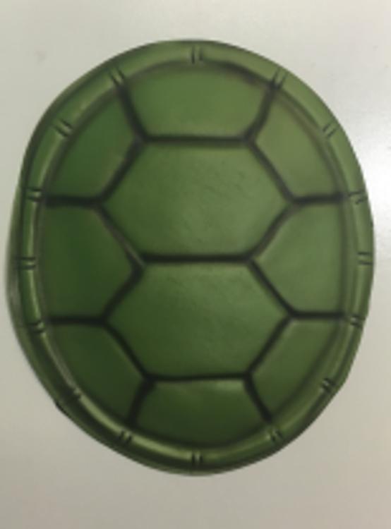 Teenage Mutant Ninja Turtle Shell